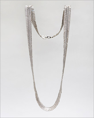 jill platner necklace