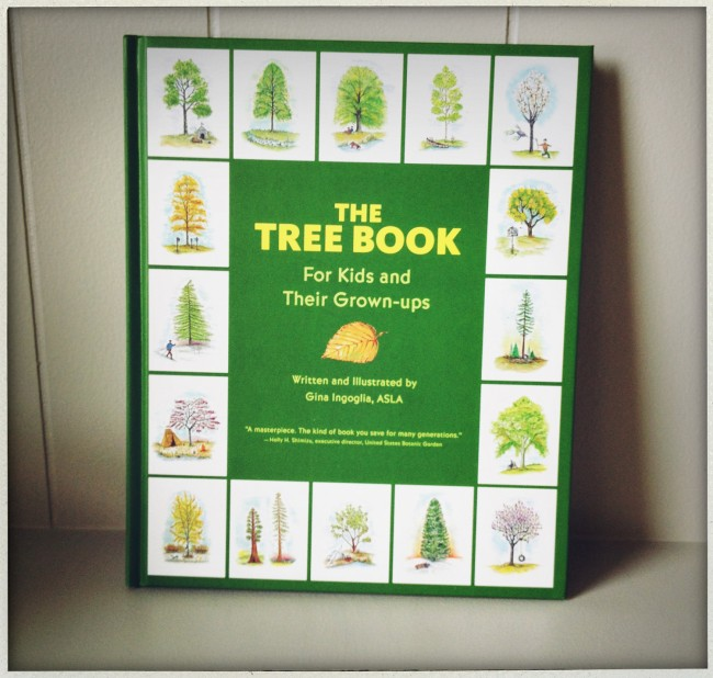 The Tree Book will help you feel like less of an idiot when your kids ask you what kind of tree is out front. Or down the street.