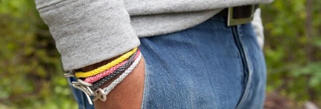 Jill Platner accessories for men