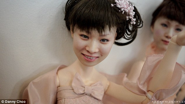 Japanese briadal clones