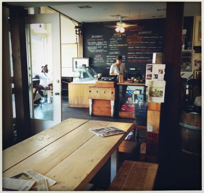 cafe at reddings