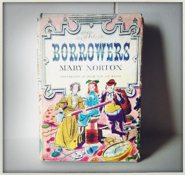 borrowers by mary norton