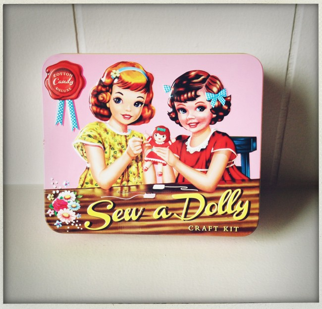 sew a dolly kit