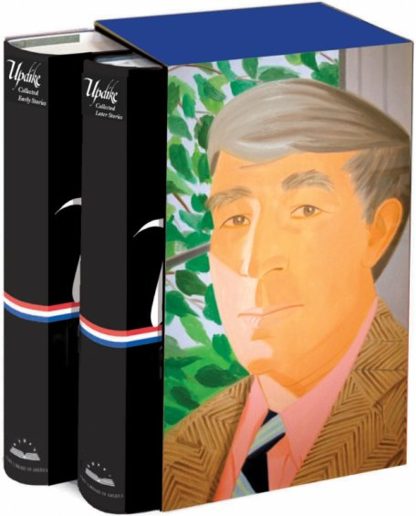 updike box set