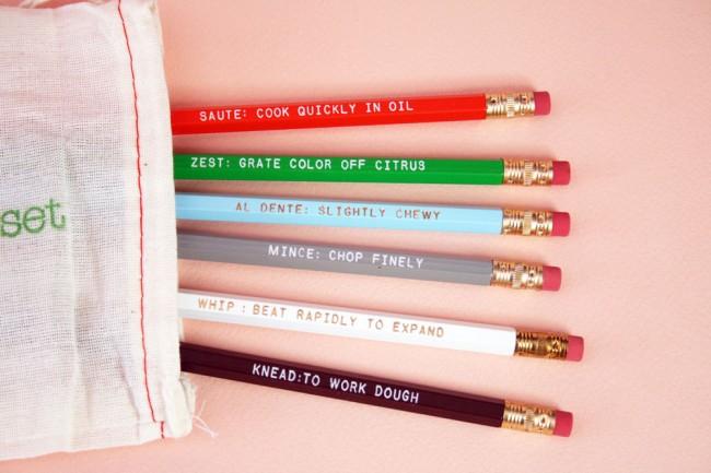 chef pencils
