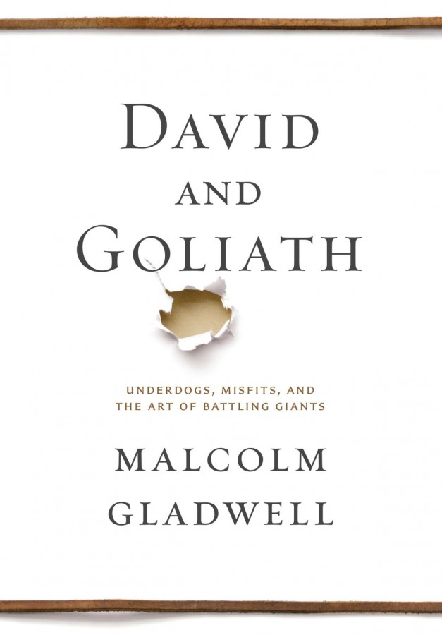 galdwell david and goliath
