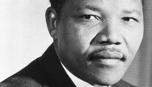 Nelson Mandela, 1951. API/Gamma via Getty Images.