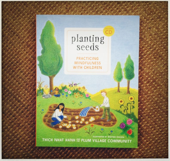 planting seeds meditation book