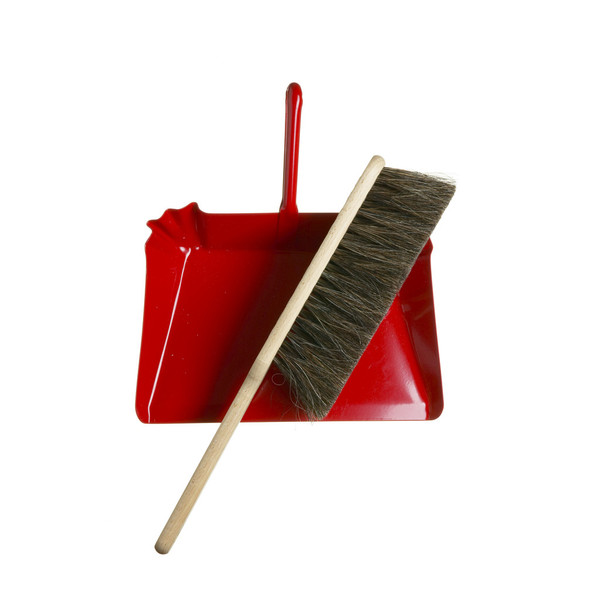 kiosk dustpan and broom