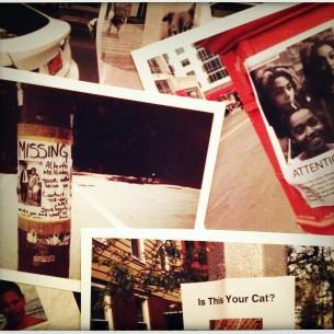 Lost pictures for sketchbook