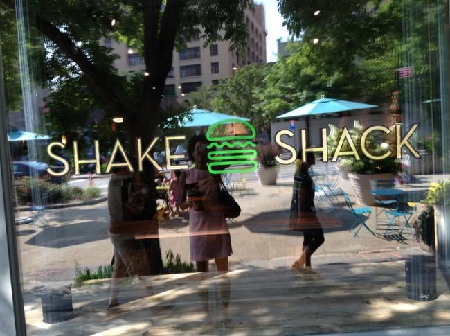 shake shack DUMBO