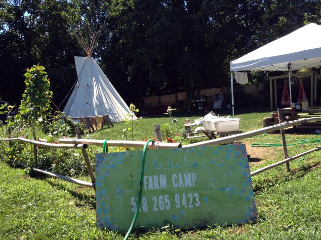 our sons and daughters farm camp
