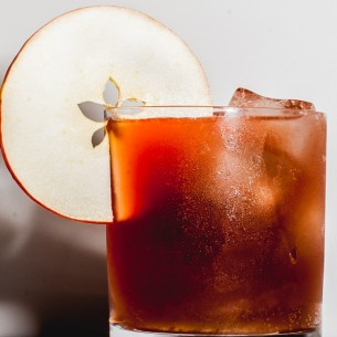 honey apple brandy cocktail