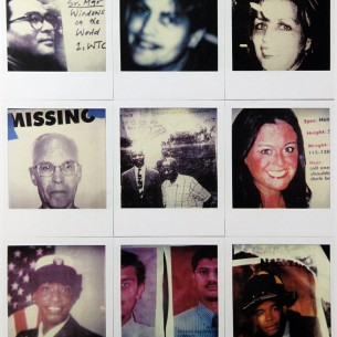 9/11 missing signs