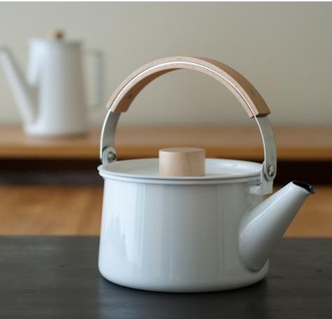 The Kaico Kettle, also from Japan