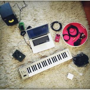 keyboard set up