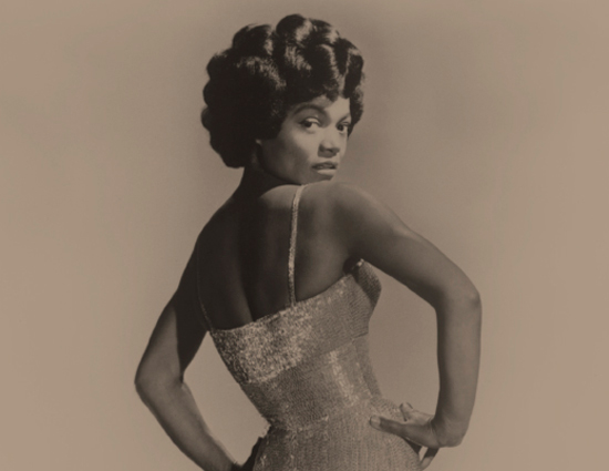 Vintage Black Glamour by Nichelle Gainer