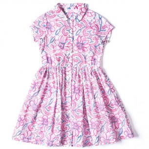 over and over kids dress