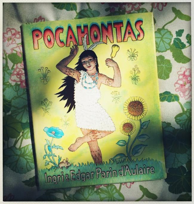 Pocahontas by Daulaire