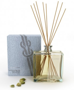 red flower room diffuser