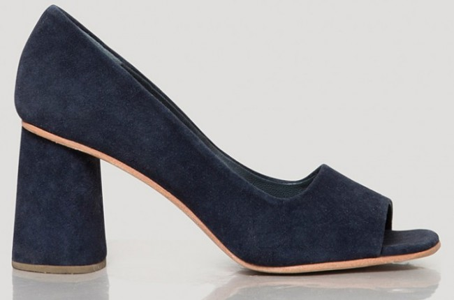 The Kinzey pump, by Rachel Comey. Photo from rachelcomey.com