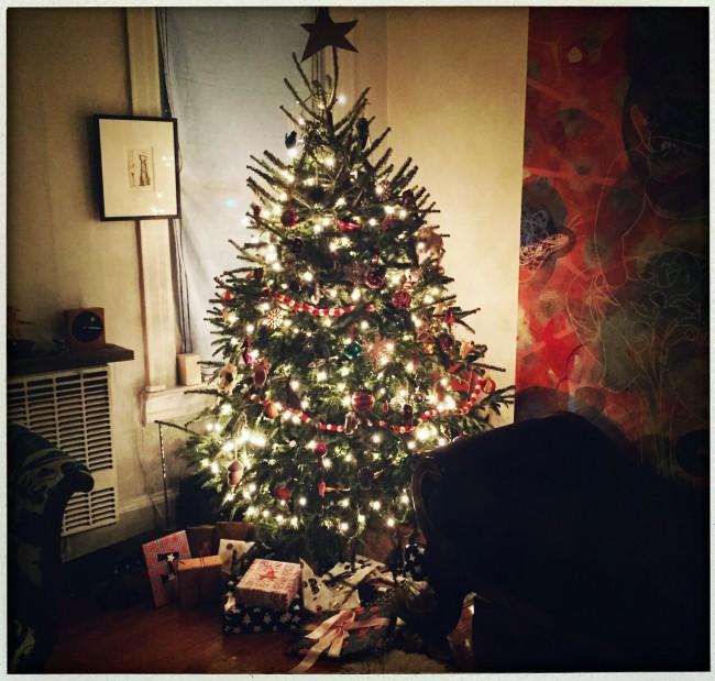 xmas tree 2016