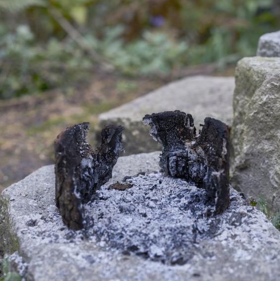 manufactum wood grill