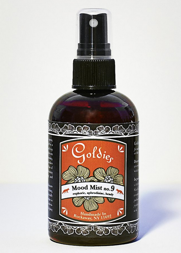 Goldie's mood mist no 9