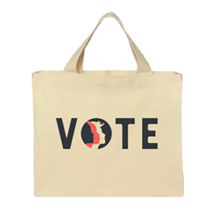 womens march vote tote