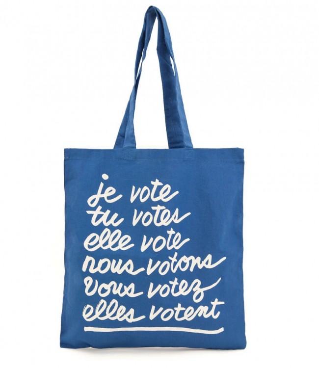 je vote tote